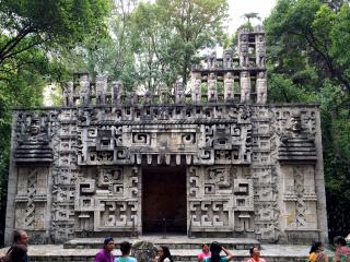 253 Mayan temple
